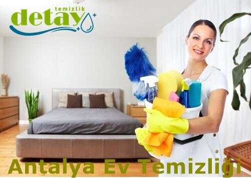 Antalya Ev Temizliği