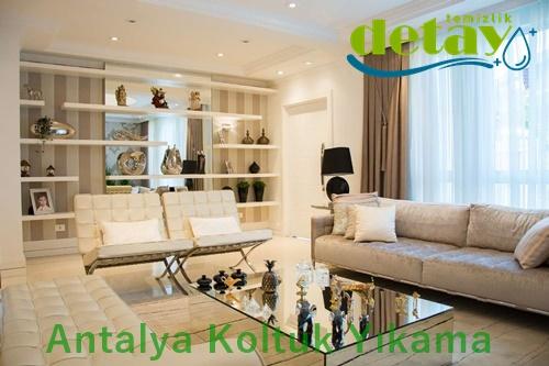 Antalya Koltuk Yıkama