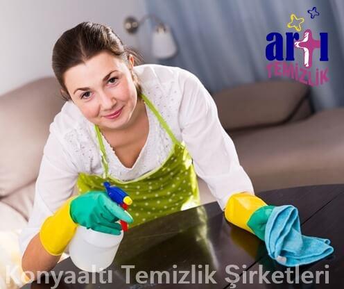 Konyaaltı Temizlik Şirketleri