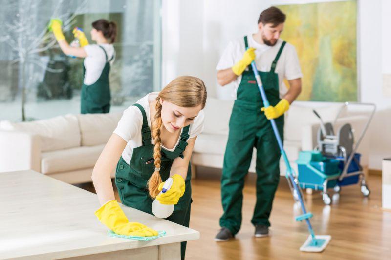 Antalya temizlik firmaları çalışmaları