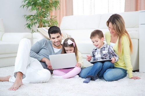Antalya Temizlik Şirketleri ile Mutlu Aileler