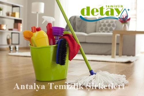 Antalya Temizlik Şirketlerinde %100 Müşteri Memnuniyeti