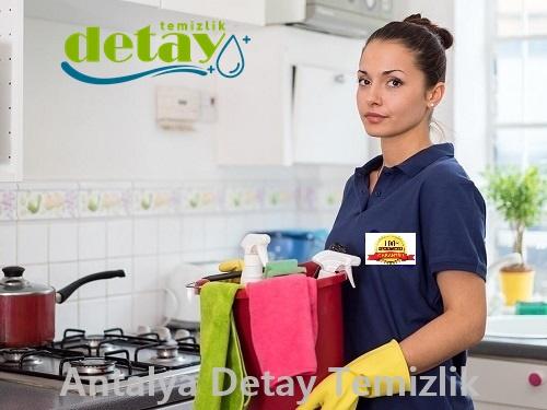 Antalya Temizlik Şirketleri ve Verilen Hizmetler