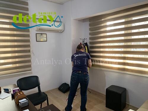 Güvenilirliğiyle Antalya Ofis Temizlik Şirketleri
