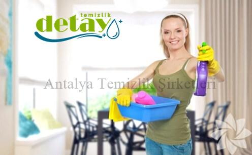 Anında Antalya Temizlik Şirketleri Yanınızda