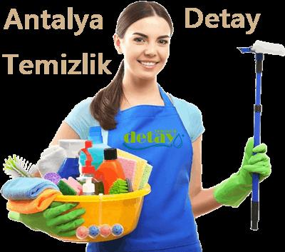 Antalya Temizlik Hizmetleri ve Hizmet Alanları
