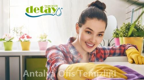 Detay İle Antalya Ofis Temizliği